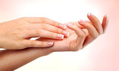 Fingernail, Manicure, Spa Treatment.