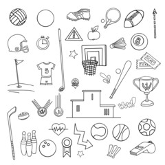 Sport items and equipment