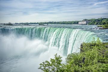 Fototapeten Wasserfalle Niagara Falls