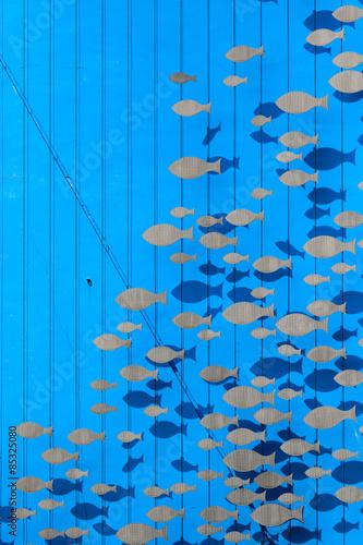 Pesci stilizzati immagini e fotografie royalty free su for Acquisto pesci online