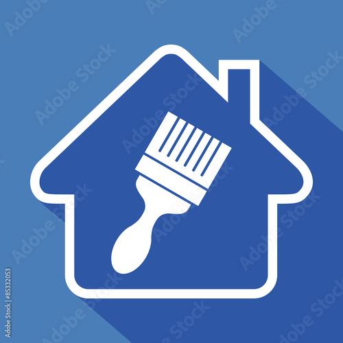 Logo maison et travaux im genes de archivo y vectores for Abonnement maison et travaux