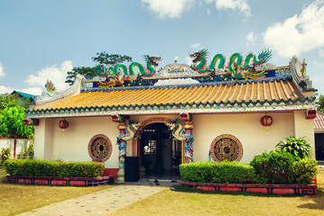 Hainan Chinese Temple
