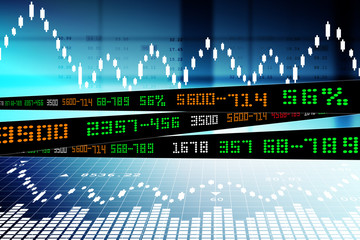 Data analyzing in stock market