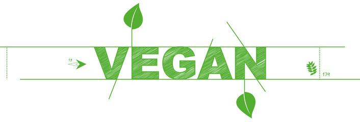 Skizze | Zeichnung | Vegan