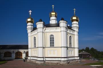 Меркушино. Церковь Симеона Верхотурского.