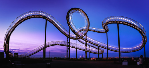Tiger & Turtle – Magic Mountain - Duisburg - Deutschland