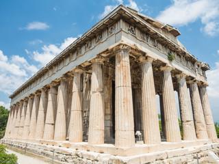 Athen - Tempel des Hephaistos