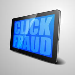 tablet Click Fraud