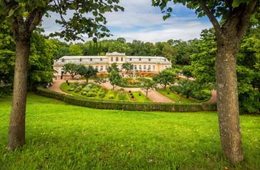 Дворец Большая Оранжерея Big Palace Orange