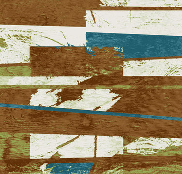 abstract stripes deign on wood grain texture