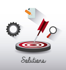 Solutions design.