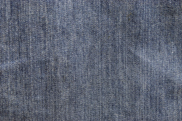 Blue jean fabric for  background