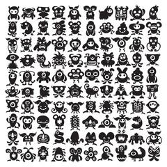 Weird Monster Collection