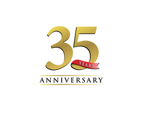 anniversary logo 35th