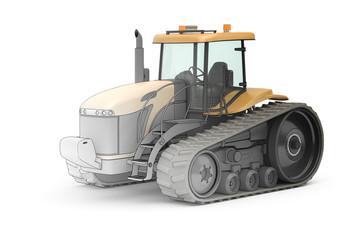 Caterpillar Tractor (mix)