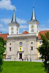 Kirche St. Quirinus am Schloss Tegernsee