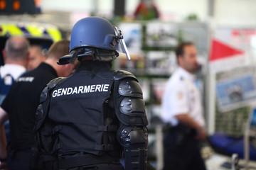 Tenue d'intervention de la gendarmerie