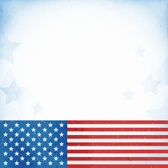 USA patriotic background