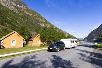 Lærdal Camping