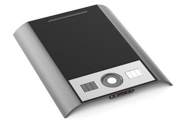graphics tablet closeup