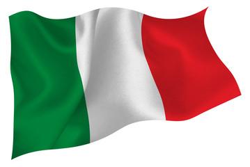 イタリア  国旗 旗
