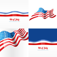 4th july american independence day background