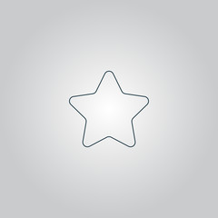 star icon - isolated