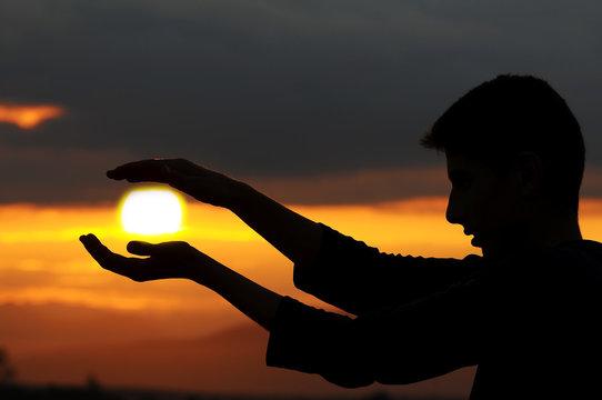 güneş tutkusu&güneşi tutmak