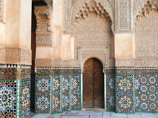 Moschee in Marokko - mosque in Morocco