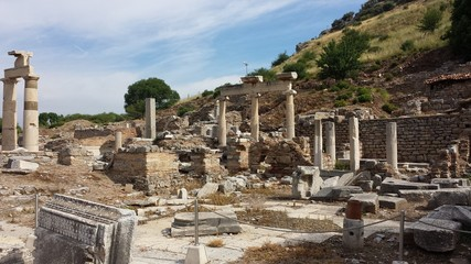 Ancient city of Ephesus