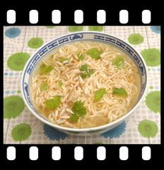 Chinesische Suppe