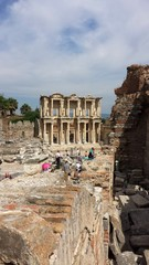 Library of Celsus, Ancient city of Ephesus