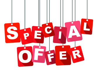 tag special offer