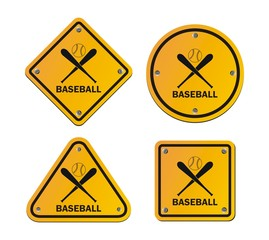 baseball signs