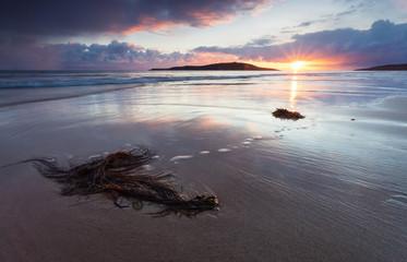 Sunset over Sands Bay