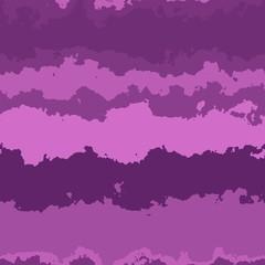 地層柄 stratum pattern(パープル・ピンク) / 入り組んだ地形のようなぎざぎざ感のある階層デザインです。やや渋く硬いイメージです。