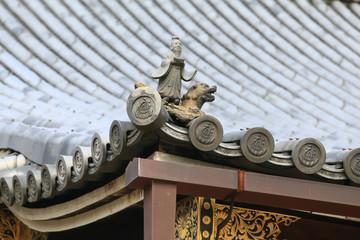 Japan roof top design