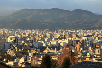 Kyoto, Japan - city in the region of Kansai.