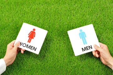 男女の問題