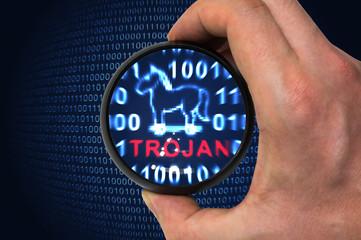 Antivirus found trojan malware thread