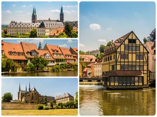 Bamberg Collage 02