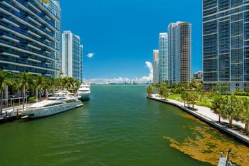 Papiers peints Chicago Downtown Miami