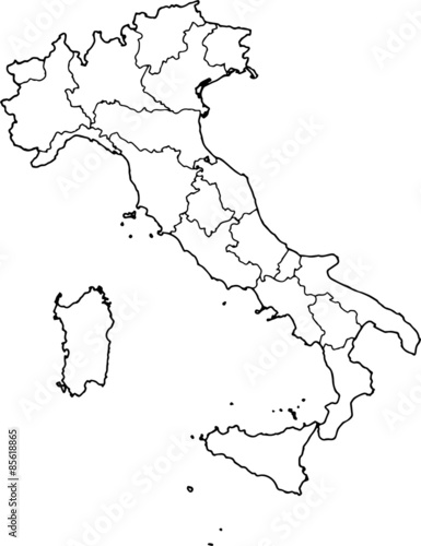 Internetowa mapa wloch