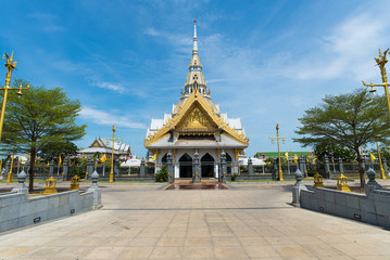 Beauty Architectural Temples in Thailand