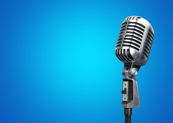 Microphone, radio, mic.