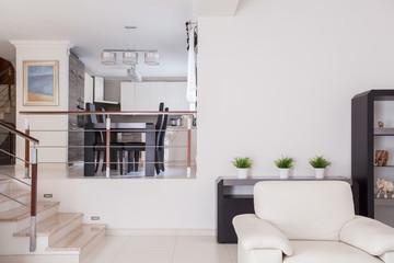Beauty residence in modern design