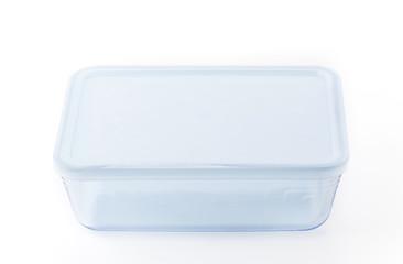 dish isolated on white background