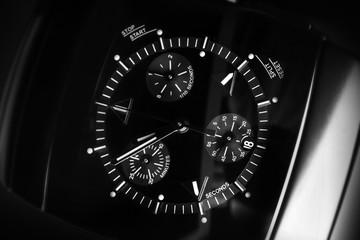 Chronograph Watch made of high-tech ceramics