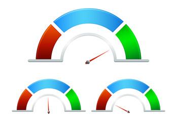 Performance Meter - Illustration