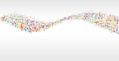 music color wave